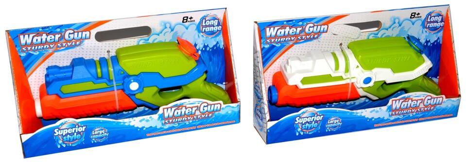 Pištoľ vodná Superior Style 29cm - náhodná