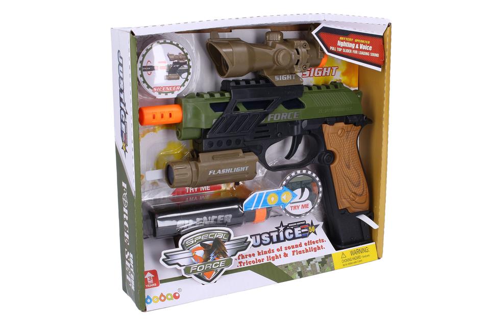 Pištoľ set 23cm