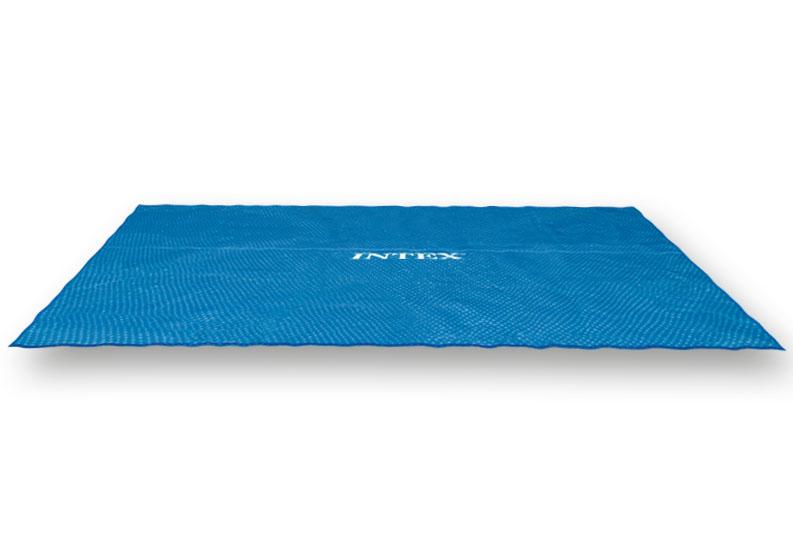 INTEX 29027 Ultra Frame Solárna plachta pre bazén obdĺžnik 7,32 x 3,66 m