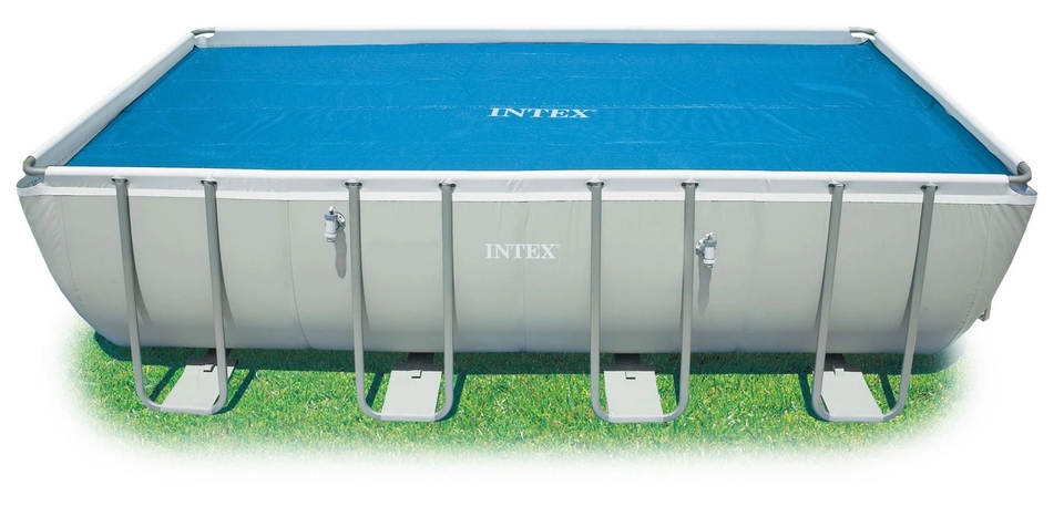 INTEX Solárna plachta Ultra Frame 5,49 x 2,74 m