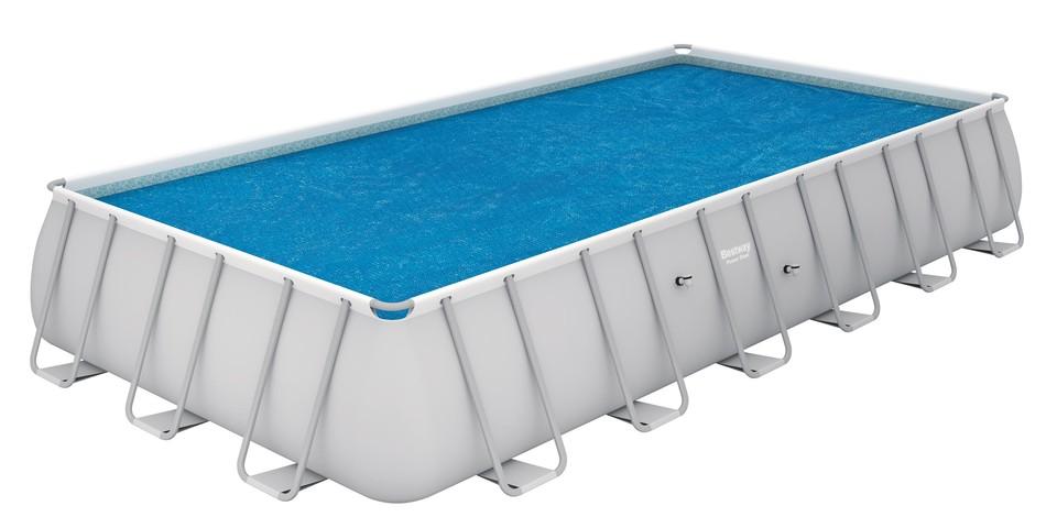 Bestway 58228 solárna plachta na bazén 7,32x3,6m