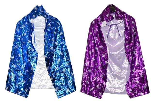Plášť so vzorom na karneval 80cm - náhodná