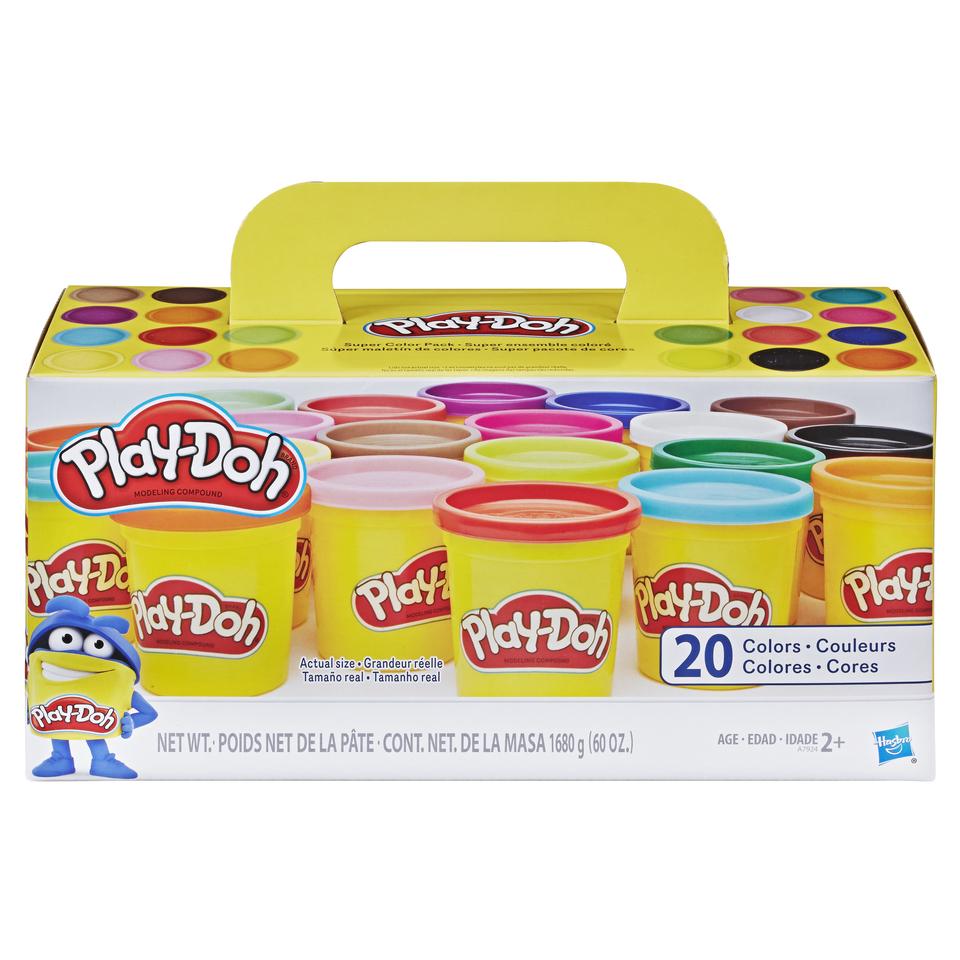 Play-Doh Modelovacia hmota 20farieb