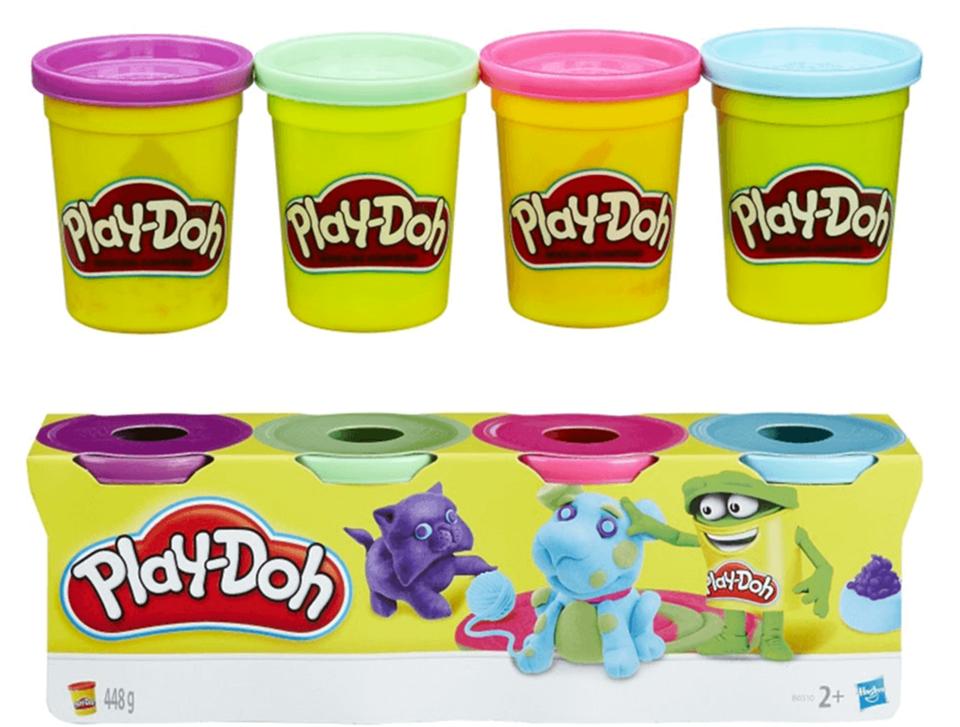 Play-Doh Modelovacia hmota 4farby
