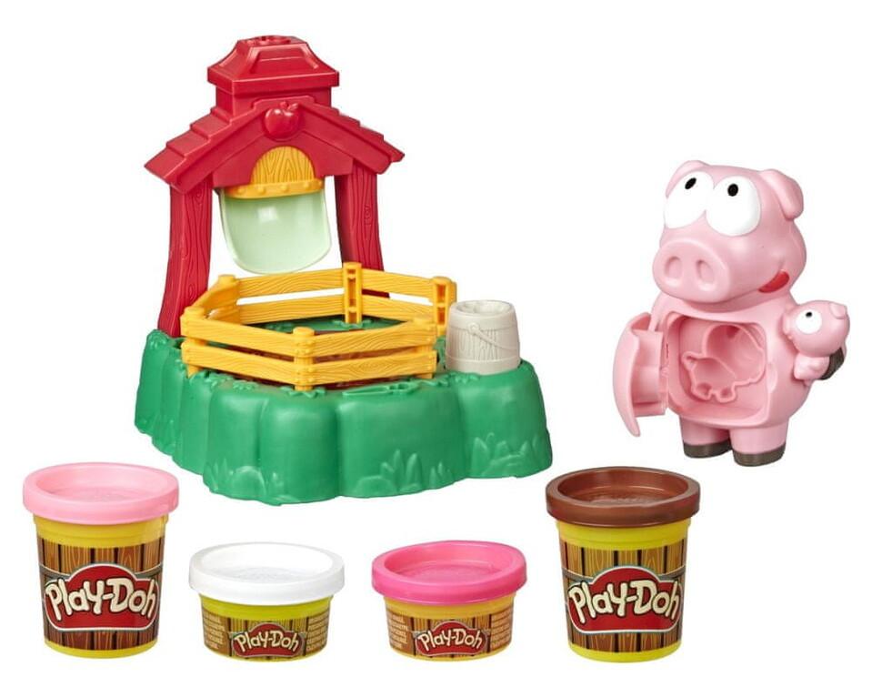 Hasbro Play-Doh Rochniace sa prasiatka