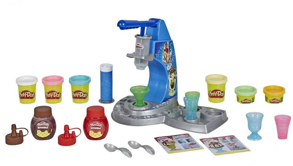 Hasbro Play-Doh Hracia sada zmrzlina s polevou