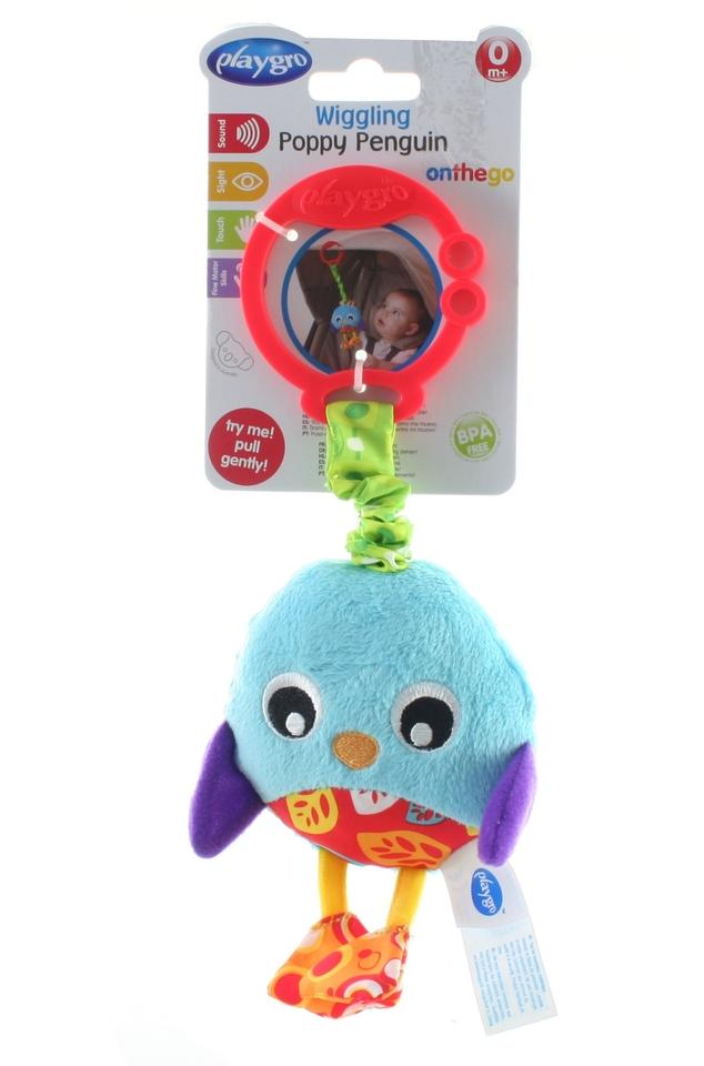 Playgro Tučniak plyšový vibrujúci