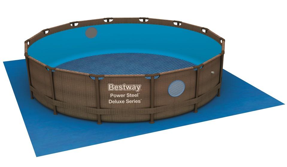 Bestway 58003 podložka pod bazén 488x488cm