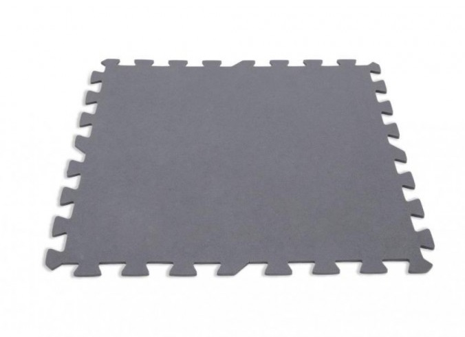 Intex 29084Podložka pod bazén 50cmx50cmx0,4cm/8ks