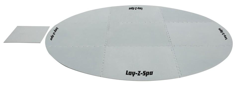 Bestway 58461 Izolačná podložka pod vírivý bazén Lay-Z-Spa 211cm