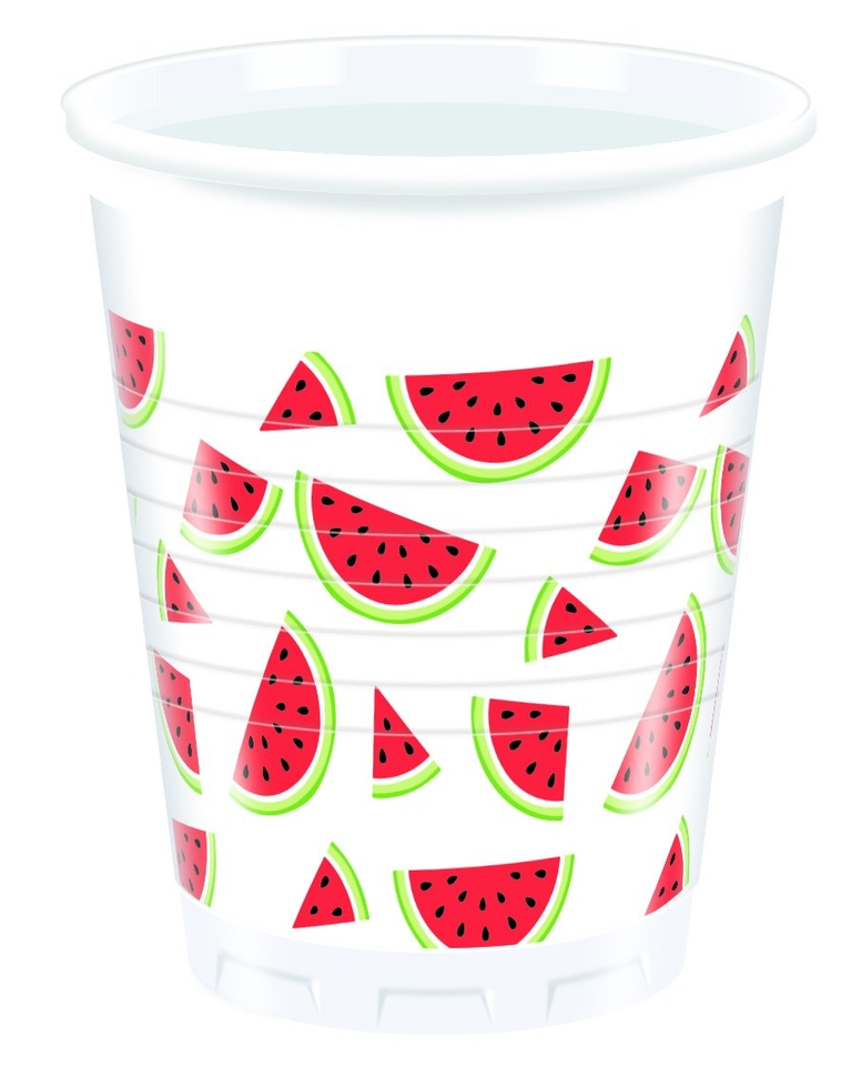 Pohár párty melón