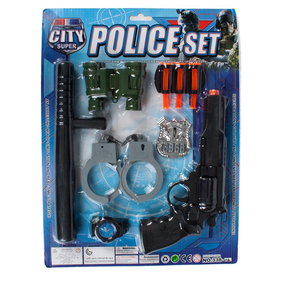 Policajná sada