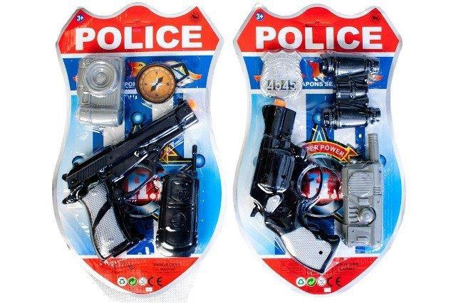 Policajná zostava