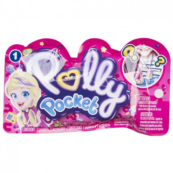 Mattel Polly Pocket prekvapenie v sáčku