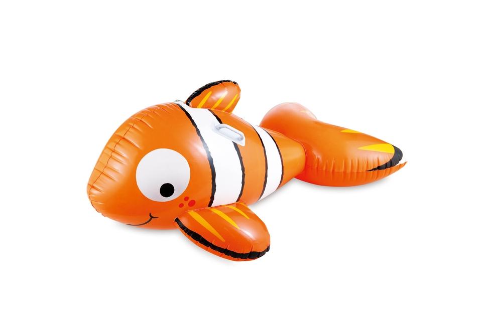 Polygroup Nafukovačka ryba Nemo 114x53x50cm