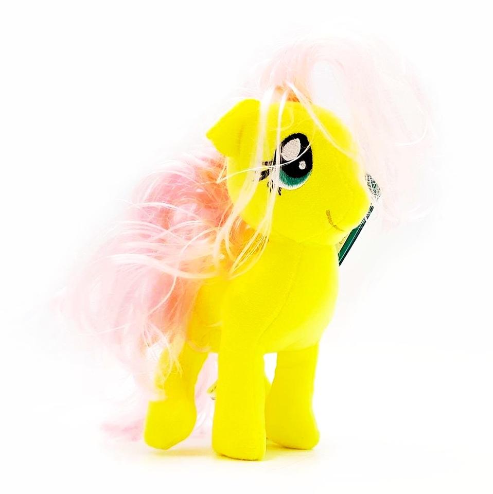 Poník My Little Pony žltý 16cm