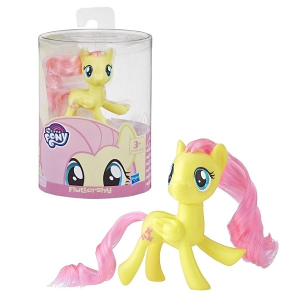 Poník My Little Pony Fluttershy žltý