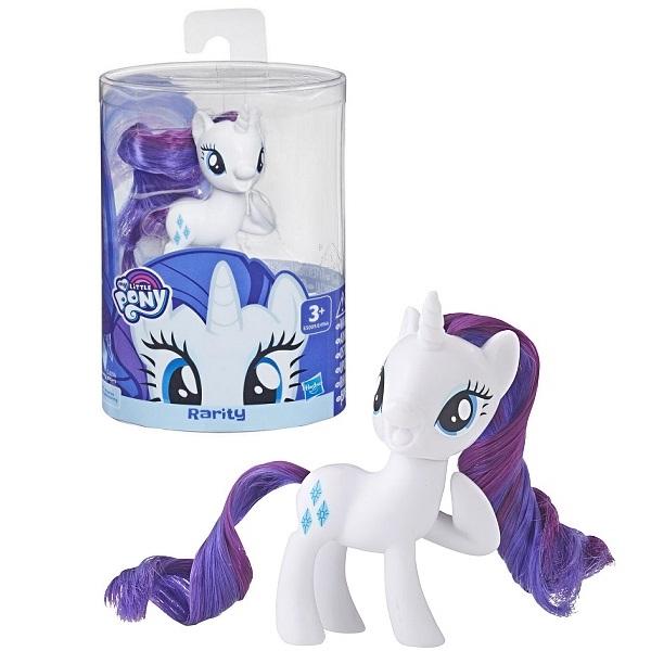 Poník My Little Pony Rarity biely