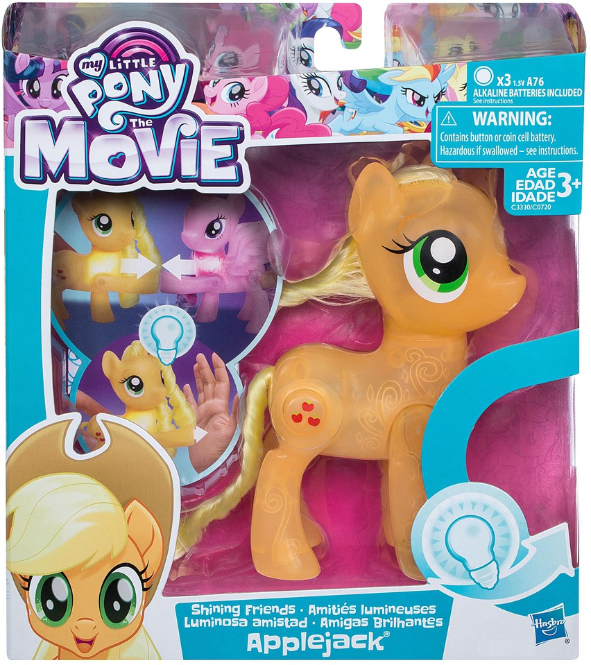 Poník My Little Pony svietiaci