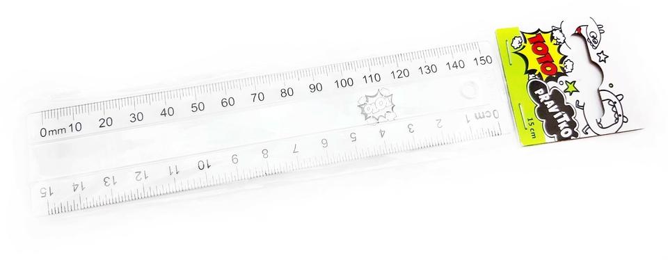 Pravítko 15cm