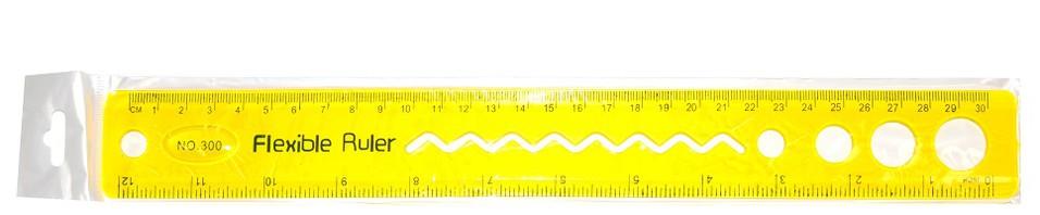 Pravítko flexibilné 30cm