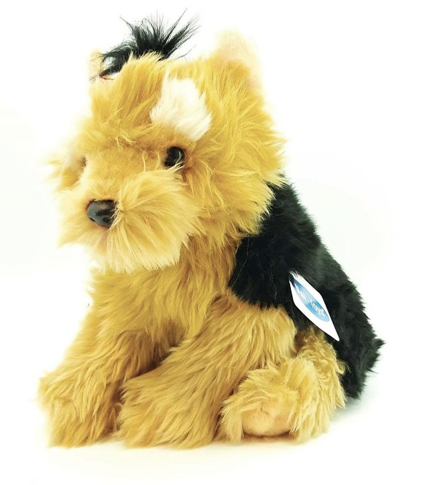 Plyšový pes yorkshire terrier 26cm