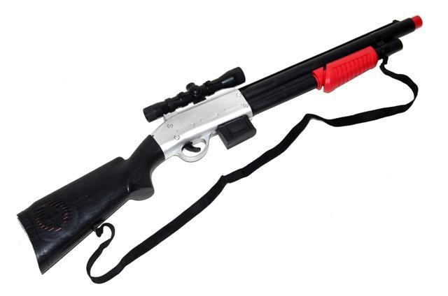 Puška 68cm
