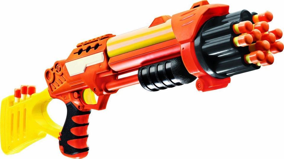 Puška Shot Gun brokovnica s 12 penovými šípkami
