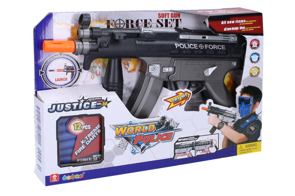 Puška policajná 35cm