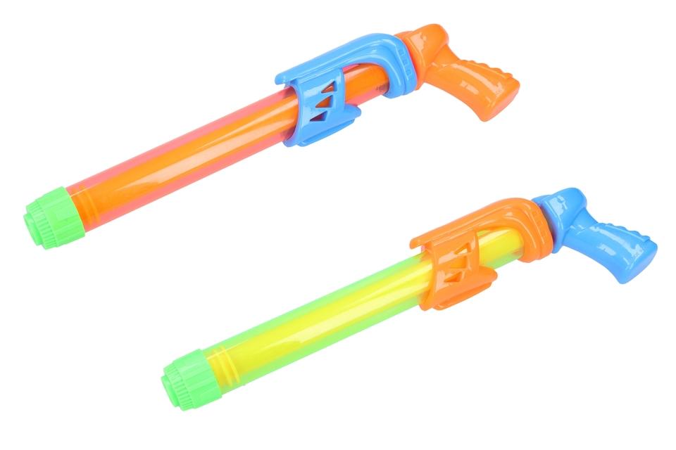 Puška vodná 32cm - zelená