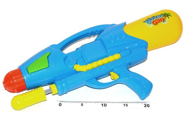 Puška vodná 49 cm, 3 druhy