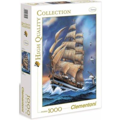 Clementoni Puzzle 1000 Amerigo Vespucci