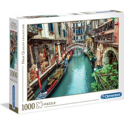 Clementoni Puzzle 1000 Benátky