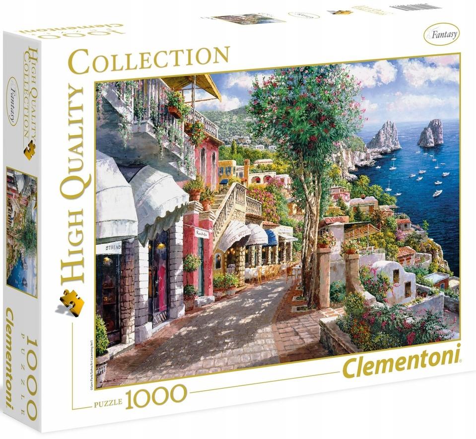 Clementoni Puzzle 1000 Capri