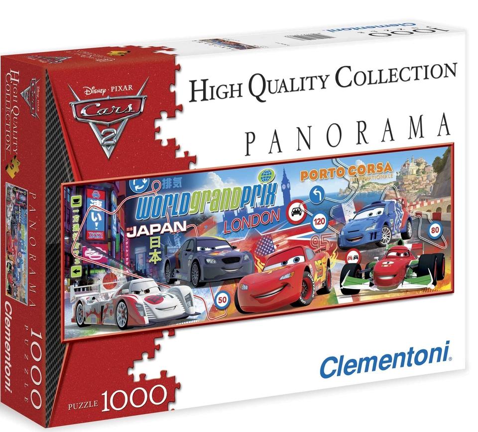 Clementoni Puzzle 1000 Cars 3