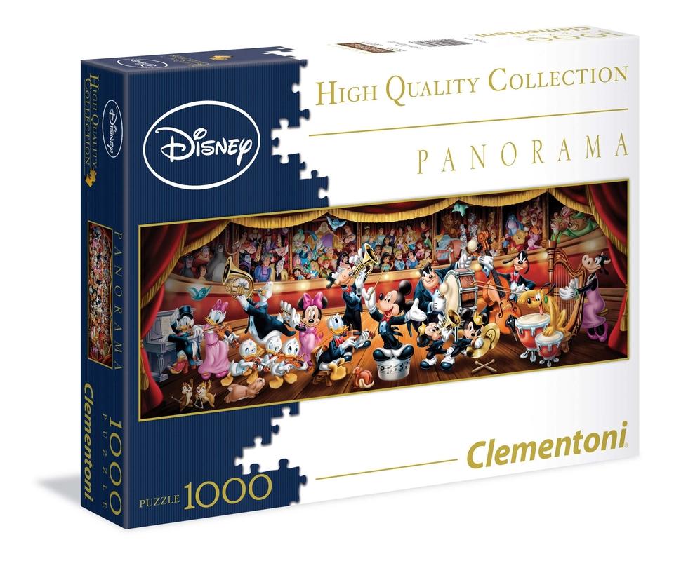 Clementoni Puzzle 1000 Disney hrdinovia