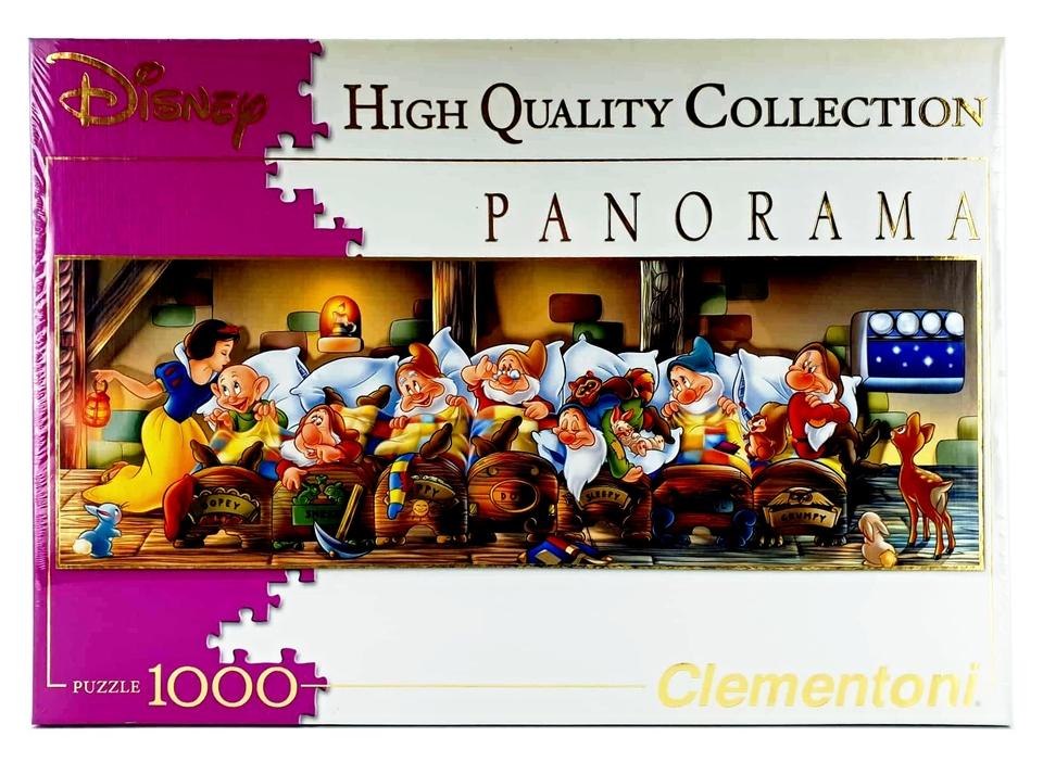Puzzle1000 Disney Panorama