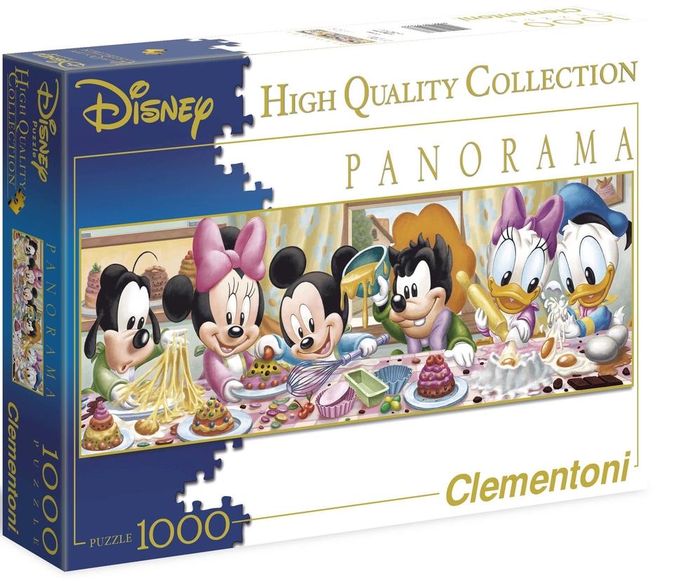 Clementoni Puzzle 1000 Disney postavičky
