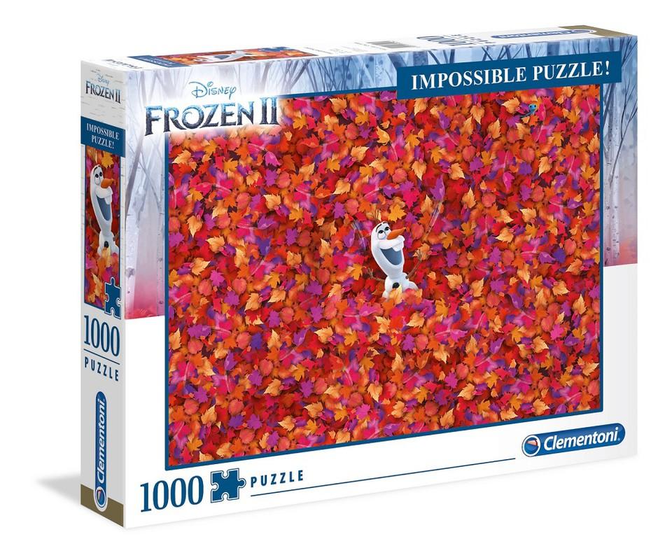 Clementoni Puzzle 1000 Frozen2