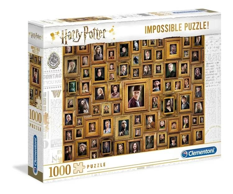 Clementoni Puzzle 1000 Harry Potter