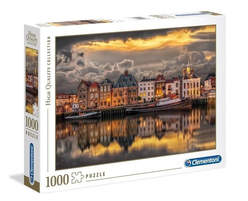 Clementoni Puzzle 1000 Holandský sen