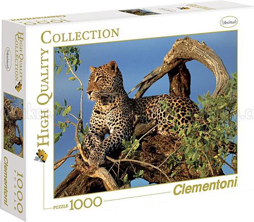 Clementoni Puzzle 1500 Jaguar