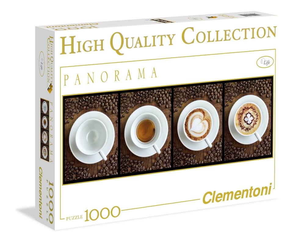 Clementoni Puzzle 1000 Káva