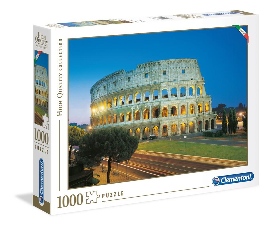 Clementoni Puzzle 1000 Koloseum