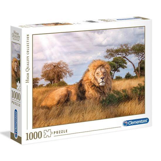 Clementoni Puzzle 1000 Lev