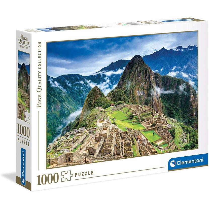 Clementoni Puzzle 1000 Machu Picchu