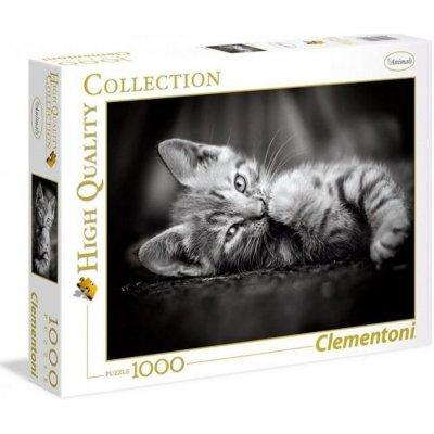 Clementoni Puzzle 1000 Mačiatko
