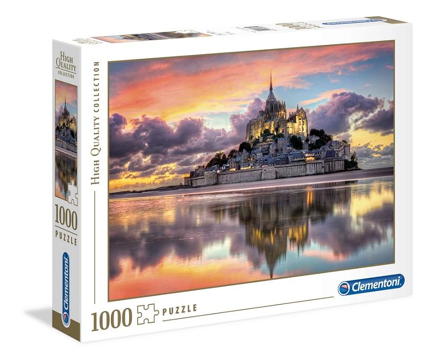 Clementoni Puzzle 1000 Magnifique