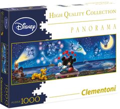 Clementoni Puzzle 1000 Mickey a Minnie