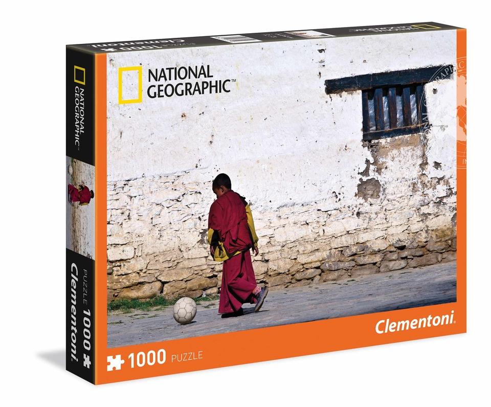 Clementoni Puzzle 1000 Mladý Budhista